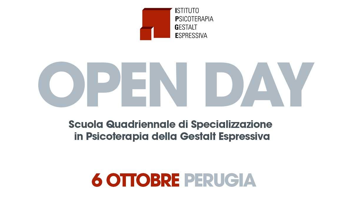 Open Day Specializzazione Psicoterapia Gestalt