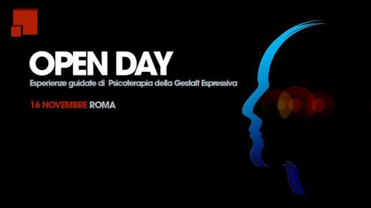 Open Day Scuola di Specializzazione in Psicoterapia della Gestalt