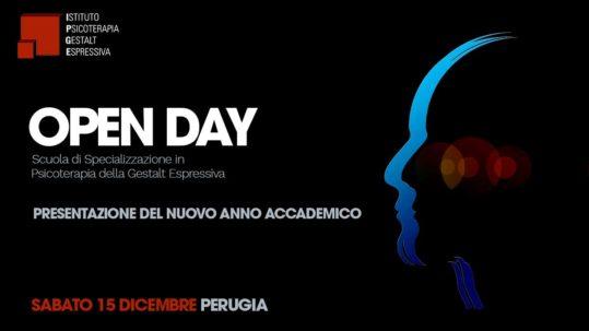 Open Day - Perugia 15 dicembre 2018