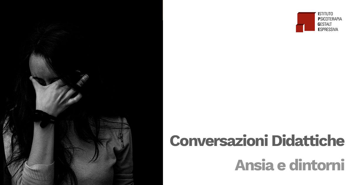 Ansia in Psicoterapia della Gestalt