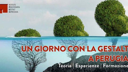 Un giorno con la Gestalt a Perugia